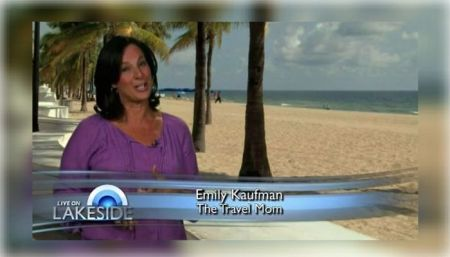 WKYC EMILY KAUFMAN THE TRAVEL MOM -LinkedIn