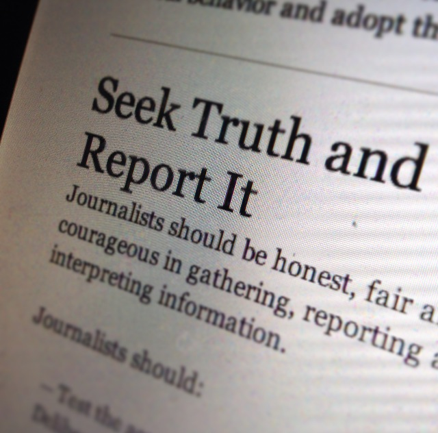 the question of whether ambush journalism is ethical or not If they try to establish a universal ethical framework to journalism in this article, the researchers seek not only finding universal ethical values through comparative analysis, but also attempts to interpret the advantages while ignoring the drawbacks from five mentioned countries' codes for the purpose of developing a code of ethics to guide.